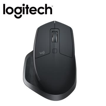 全新 Logitech 羅技 MX Master 2S 無線滑鼠 黑