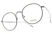CARIN 光學眼鏡 BREEZE C5 (深琥珀-槍) 韓星秀智代言 質感簡約鏡框 # 金橘眼鏡