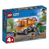LEGO樂高 City 城市系列 垃圾車_LG60220