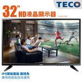 TECO東元 32吋HD低藍光平面 液晶電視 顯示器+視訊卡 TL32K1TRE