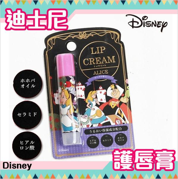 迪士尼 卡通 護唇膏 愛麗絲 Disney 日本正版 該該貝比日本精品 ☆