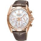 原廠公司貨 SRW784P1 晶鑽時標顯示,日期視窗 珍珠貝錶盤,計時功能