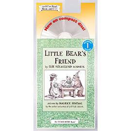 【麥克書店】An I Can Read : LITTLE BEAR'S FRIEND / 英文讀本CD / 汪培廷的英文書單