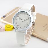 兒童手錶 韓版可愛兒童手錶女孩男孩時尚潮流簡約小學生女童防水電子石英錶
