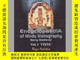 二手書博民逛書店Encyclopaedia罕見of Hindu Iconogra