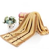 買一送一 運動毛巾洗澡健身房純棉長款沖涼吸汗 吸水毛巾【樂淘淘】