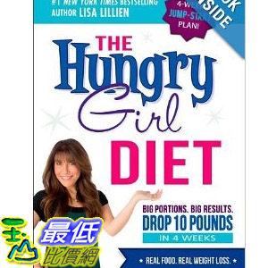 【103玉山網】 2014 美國銷書榜單 The Hungry Girl Diet: Big Portions. Big Results. Drop 10 Pounds in 4 Weeks  $882