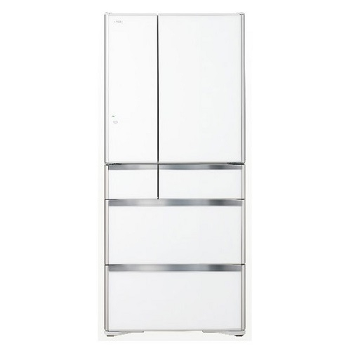 【得意家電】HITACHI 日立家電 RXG680NJ / R-XG680NJ 六門琉璃冰箱 (共有四色可選) ~日本原裝~
