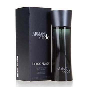☆薇維香水美妝☆ Giorgio Armani Code 亞曼尼黑色密碼男性淡香水 5ml 香水分裝瓶 實品如圖二