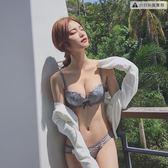 甜美性感聚攏文胸蕾絲調整型少女內衣【南風小舖】