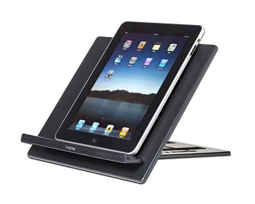 *i-rocks IR-1360筆電/iPad/電子書專用拖架~*剩下黑色