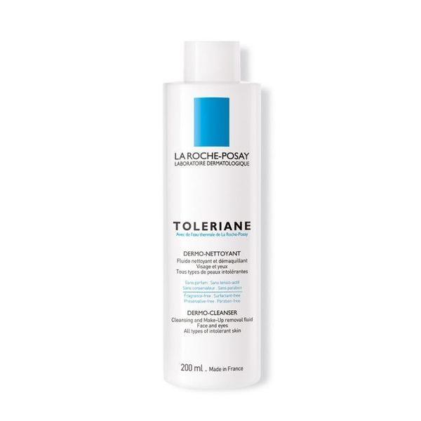 【原廠中標公司貨-可積點】理膚寶水 多容安清潔卸妝乳液 200ml