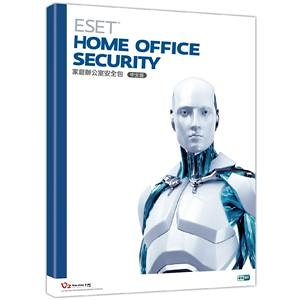 NOD32 ESET Home Office Security Pack 家庭辦公室資安包 10台授權一年版(有實體商品內含授權金鑰)