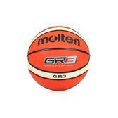 Molten 兒童-12片橡膠平溝籃球(3號球 免運 ≡排汗專家≡