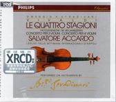 【停看聽音響唱片】【XRCD】Vivaldi Four Seasons Accardo