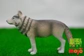 【Mojo Fun 動物星球頻道 獨家授權】 大灰狼(站姿) 387025