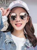 2019新款墨鏡女圓臉韓版潮偏光太陽眼鏡ins防紫外線眼睛網紅街拍