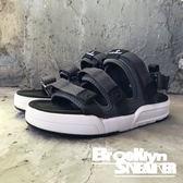 Air Walk 鐵灰 三槓 魔鬼氈 涼鞋 拖鞋 男女 情侶鞋 (布魯克林) 2018/7月 A755230-310