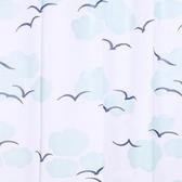 特多龍浴簾-雲中雁