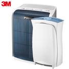 3M 淨呼吸空氣清淨機超值組(6坪進階版+6坪極淨型)