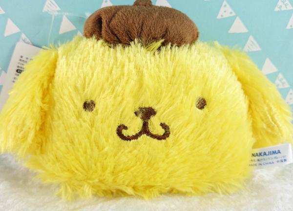 【震撼精品百貨】Pom Pom Purin 布丁狗~造型票夾