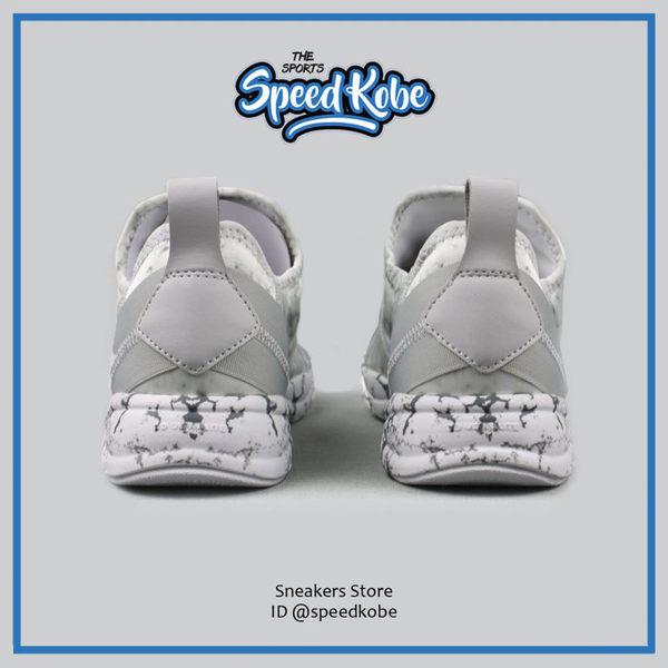 REEBOK FURYLITE SLIP ON STONE 灰白 大理石 襪套 懶人鞋 女 AR1414 ☆SP☆