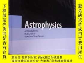 二手書博民逛書店Astrophysics罕見Volume 53 Number 4