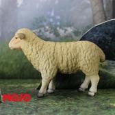 【Mojo Fun 動物星球頻道 獨家授權】 母綿羊 387096