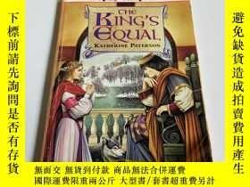 二手書博民逛書店the罕見king s equal(英文,)Y212829