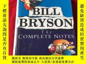 二手書博民逛書店Bill罕見Bryson: the Complete Notes ,含Notes from a Big Count