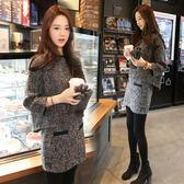 大碼女裝胖mm正韓最愛洋氣套裝顯瘦秋裝潮套裝女25-30歲 優樂居