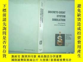 二手書博民逛書店DISCRETE-EVENT罕見SYSTEM SIMULATIO