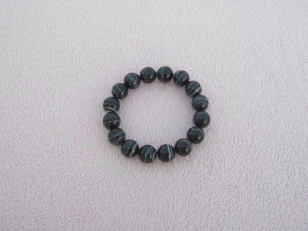 【歡喜心珠寶】【天然瑪瑙圓珠12mm手串】手鍊16顆.佛教七寶之一瑪瑙「附保証書」超低價售出