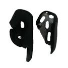 【東門城】ZEUS ZS3300 三角內襯 兩頰襯 安全帽配件