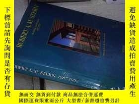 二手書博民逛書店ROBERT罕見A.M STERN buildings and projects 1987-1992 1987-1