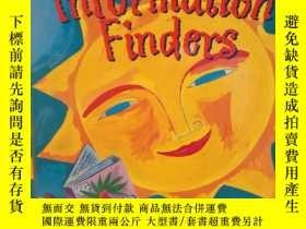 二手書博民逛書店兒童閱讀教材罕見Information Frinders (Sc