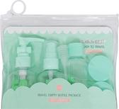 旅行空瓶套組(7入) 【多廣角特賣廣場】旅行分裝瓶 旅行瓶