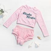 618好康鉅惠中大童度假小公主寶寶嬰兒游泳衣