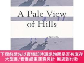 二手書博民逛書店A罕見PALE VIEW OF HILLSY451951 Kazuo Ishiguro 著 Random H