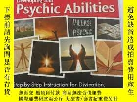 二手書博民逛書店Psychic罕見AbilitiesY415883 Tiffany Johnson Course Techno