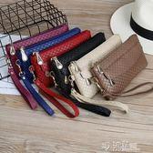新款女手拿包時尚女包手包女士手機零錢包女手拎包迷你小包包 沸點奇跡