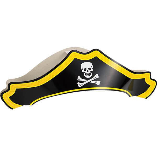 紙海盜帽1入