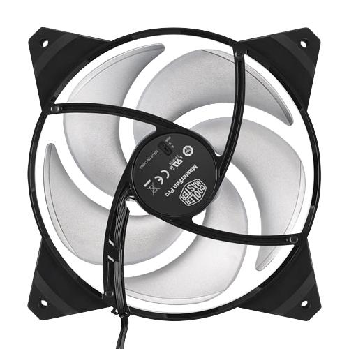 Cooler Master 酷碼 MasterFan Pro 140 風壓型  RGB 燈光 14CM 機殼風扇