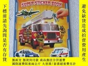 二手書博民逛書店Ultimate罕見Heroes: Super Sticker