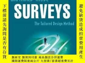 二手書博民逛書店Internet,罕見Mail, And Mixed-mode SurveysY255562 Don A. D