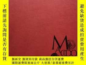 二手書博民逛書店原版外文畫冊罕見MACEDONIAN VISTAS馬其頓回望Y389707