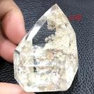 『晶鑽水晶』天然綠幽靈 彩幽 水晶柱 招財 幻影水晶 異象水晶 彩虹水晶 高淨度10-12號