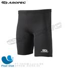 AROPEC 男款萊克游泳短褲(黑) - Marlin 旗魚 (限量版)
