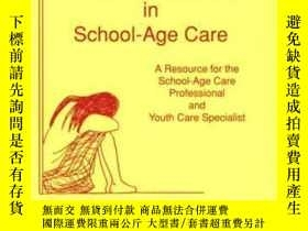 二手書博民逛書店Children罕見Of Divorce In School-age Care: A Resource For T