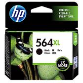 [奇奇文具]【HP 墨水匣】CN684WA/564XL 原廠大容量黑色墨水匣